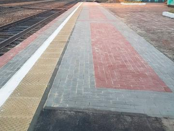 Станция Ижморск — Кемерово 2018