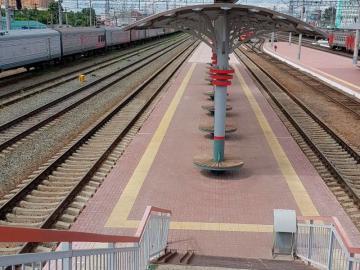 Новосибирск главный вокзал — 2017