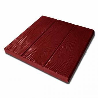 Тротуарная плитка «Три доски» 500х500х50
