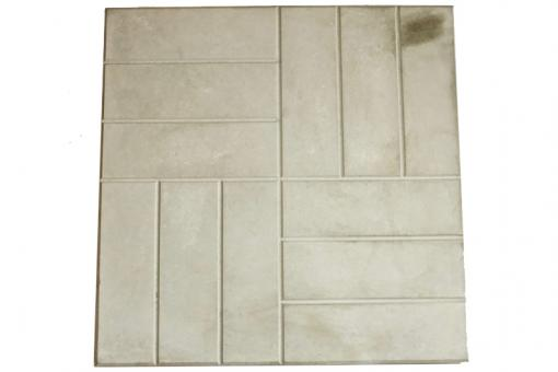 Тротуарная плитка «12 камней» 500х500х50